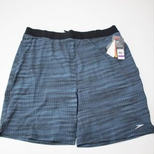 Speedo Men's Swim Shorts Blue Size XXL NWT